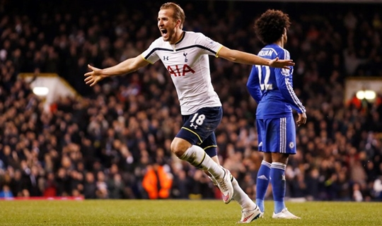 Kane foi o grande destaque do último jogo (Foto: Tottenham Hotspur)