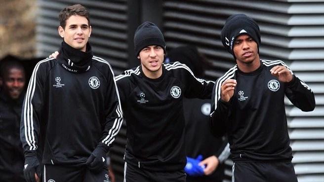 Nesta temporada, apenas Hazard, de fato, brilhou (Foto: Getty Images)