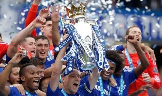 Blues tiveram uma ótima temporada em 2014-2015 (Foto: The Guardian)