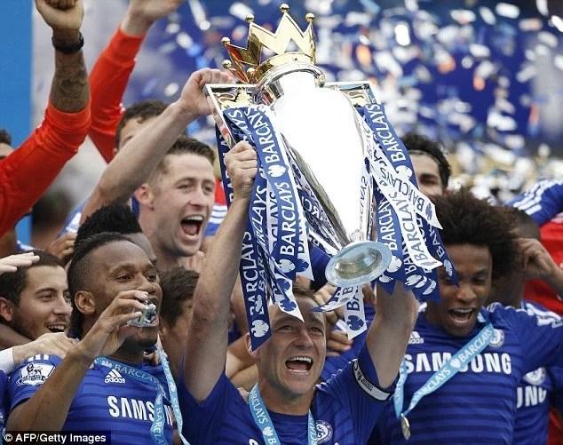 Chelsea conquistou dois títulos na temporada (Fonte: Getty Images)