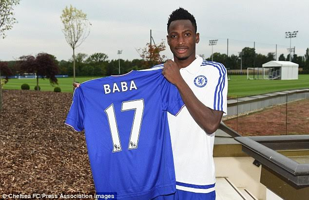 Baba Rahman custou 20M€