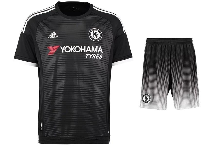 d6466ff285 Terceiro uniforme do Chelsea