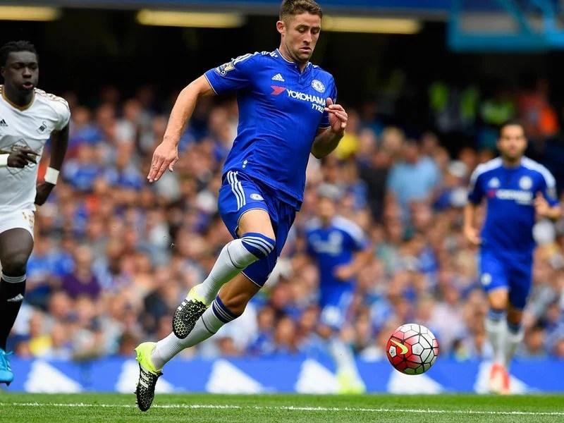 Cahill não gostou do resultado e diz que Chelsea vai melhorar (Foto: Getty Images)