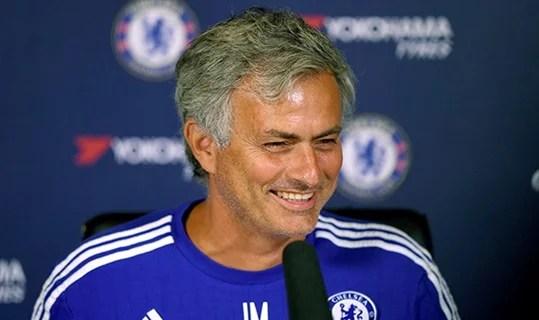 Mourinho mostrou otimismo (Foto: Chelsea FC)