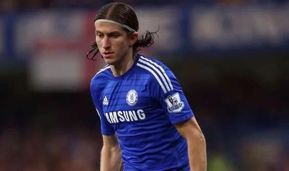 Filipe Luís esteve apenas um ano em Stamford Bridge (Foto: Getty Images)
