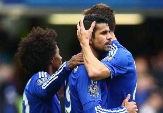 Diego marcou um e teve participação direta no segundo gol (Foto: Goal.com)