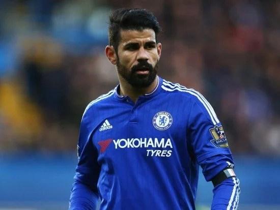 Diego Costa estaria sob aviso no Chelsea (Foto: Getty Images)