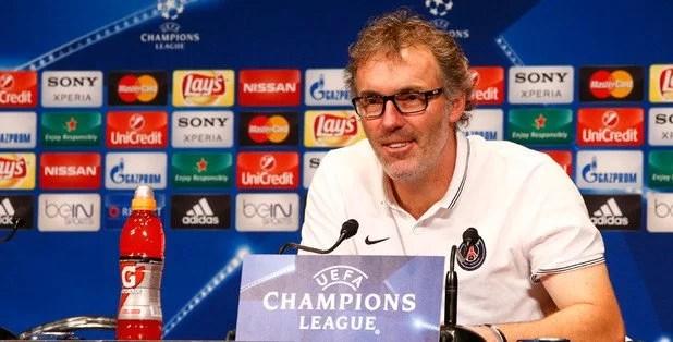 Blanc disse que quer impor seu jogo (Foto: PSG.fr)