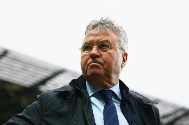 Hiddink deveria ficar, segundo o ex-jogador Hamann (Foto: Getty Images)