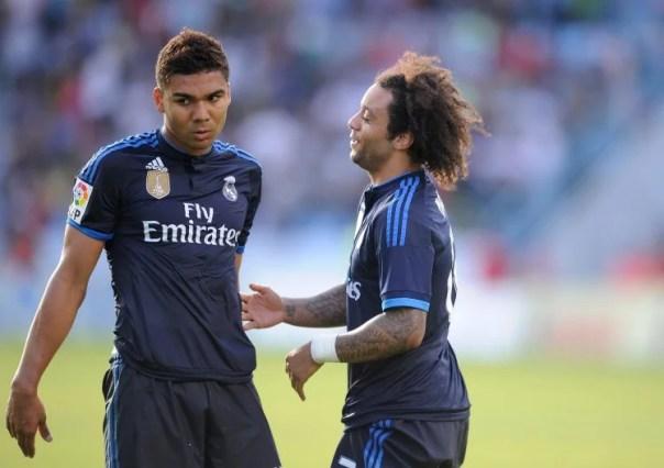 Casemiro pode ser mais um brasileiro a vestir a camisa do Chelsea (Foto: Getty Images/Reprodução)