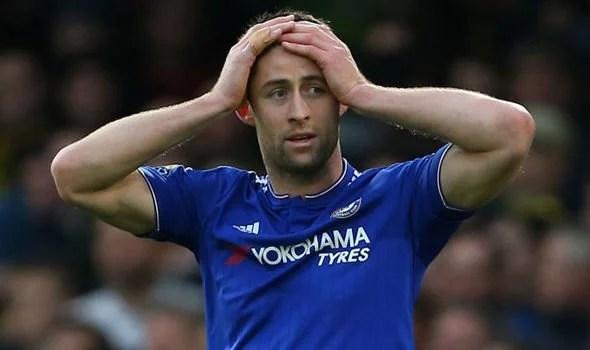 Cahill analisou derrota para o PSG (Foto: Getty Images/Reprodução)