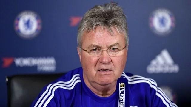 Hiddink falou sobre DIego Costa (Foto: Chelsea FC)
