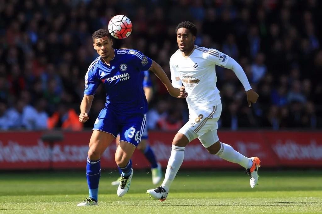 Loftus-Cheek teve boas chances no primeiro tempo (Foto: Twitter oficial Chelsea FC)