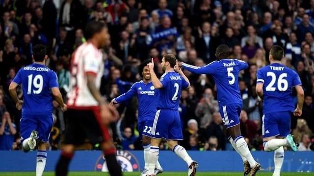 Chelsea venceu por 3x1 no primeiro turno (Foto: Chelsea FC)