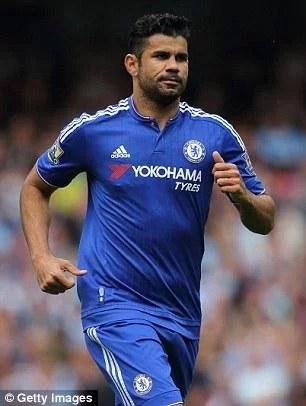 Diego admitiu excesso de peso durante a última temporada