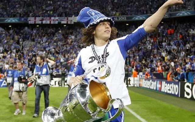 David Luiz está de volta ao Chelsea (Foto: Getty Images)