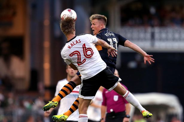 Fulham-v-Newcastle-United