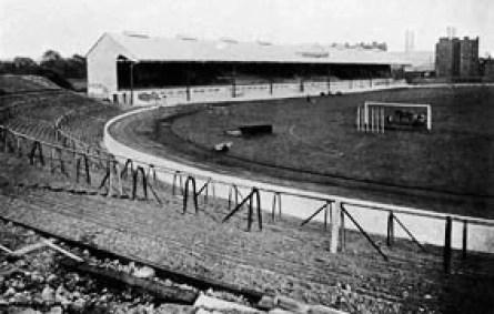 O estádio reformado em agosto de 1905 (Foto: Lord Price