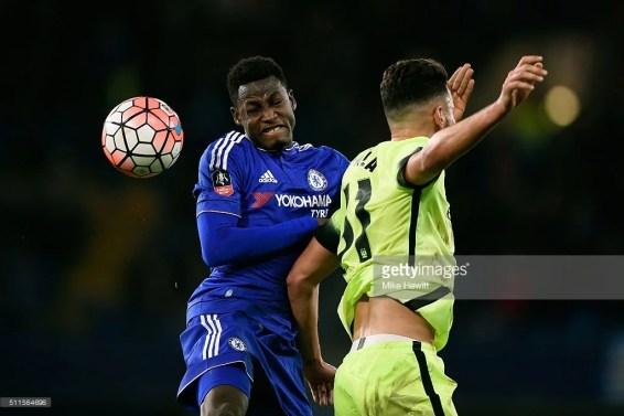 A passagem de Baba pelo Chelsea foi marcada por erros defensivos e falta de técnica na parte ofensiva (Foto: Getty).
