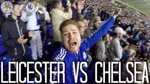 GrinGOL - Leicester x Chelsea