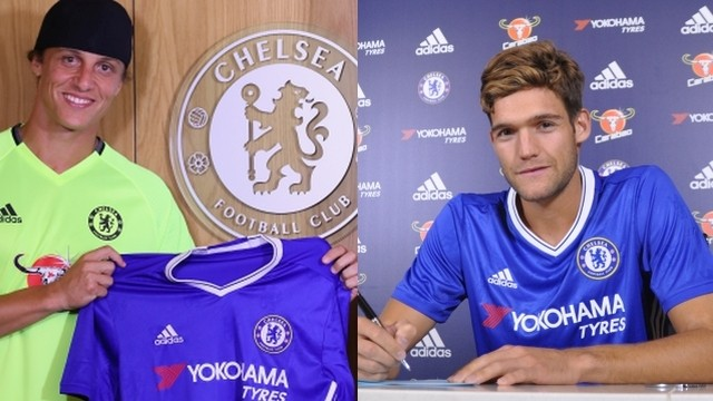 Chelsea recheou o sistema defensivo no Deadline Day (Fotos: Chelsea FC)