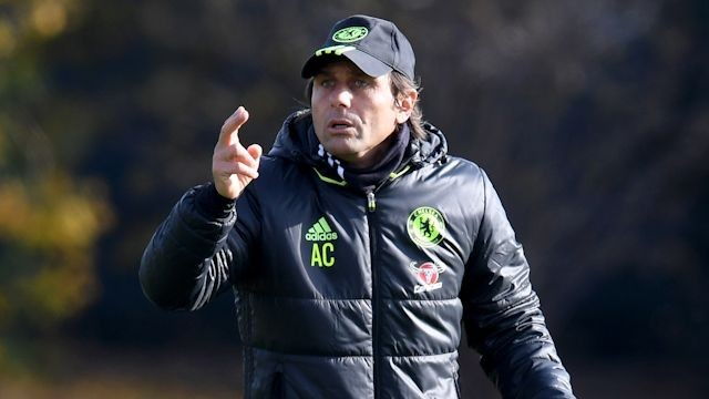 Conte acredita que a equipe pode chegar a lugares altos nessa temporada (Foto: Chelsea FC)
