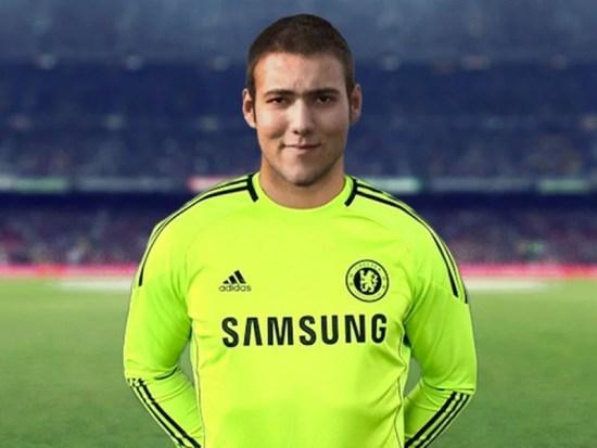 Matej Delac - Chelsea F.C. Images