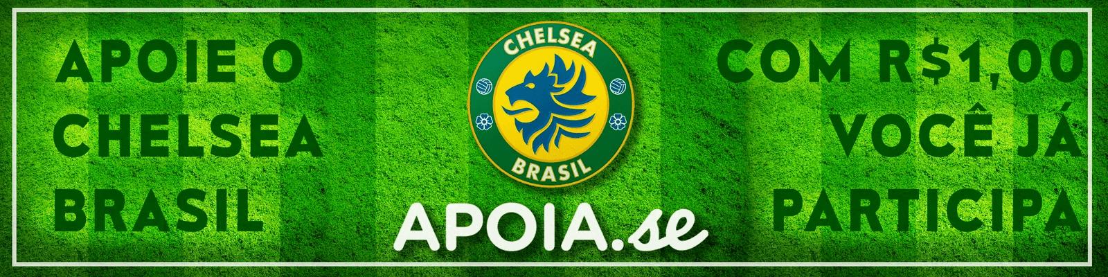 Apoie o Chelsea Brasil