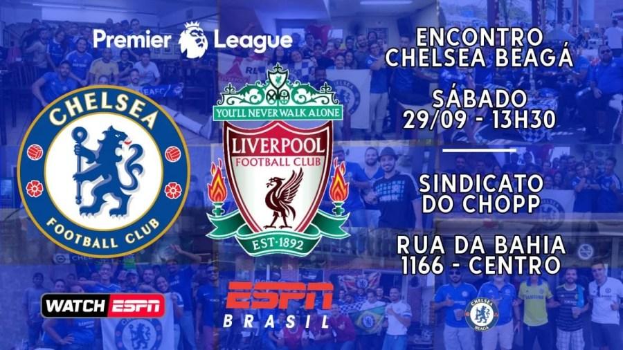 Encontro Chelsea Brasil BH