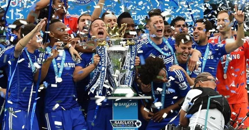 Qual é o melhor início da Premier League do Chelsea?