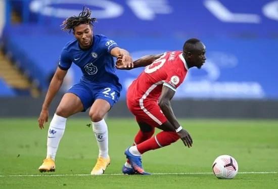 Chelsea e Liverpool.