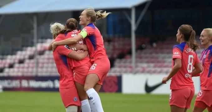 Chelsea Women vence Birmingham, fora de casa, por 1 a 0