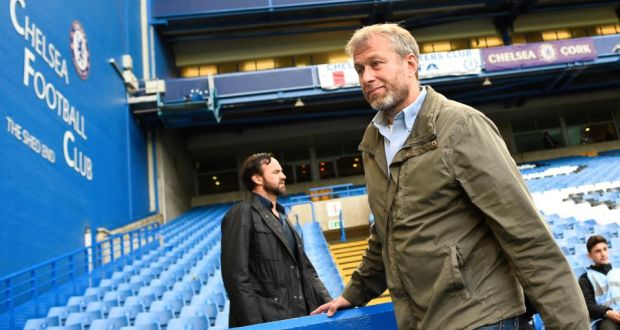 Roman Abramovich aloca Chelsea no topo da Forbes (créditos: Divulgação)
