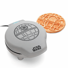 Star Wars Waffle Iron