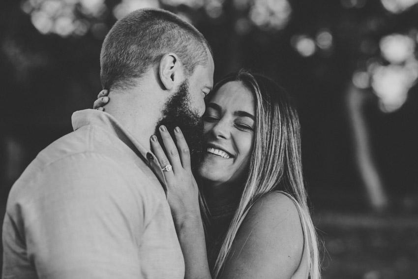 Iowa wedding photographer - Clear Lake engagement session
