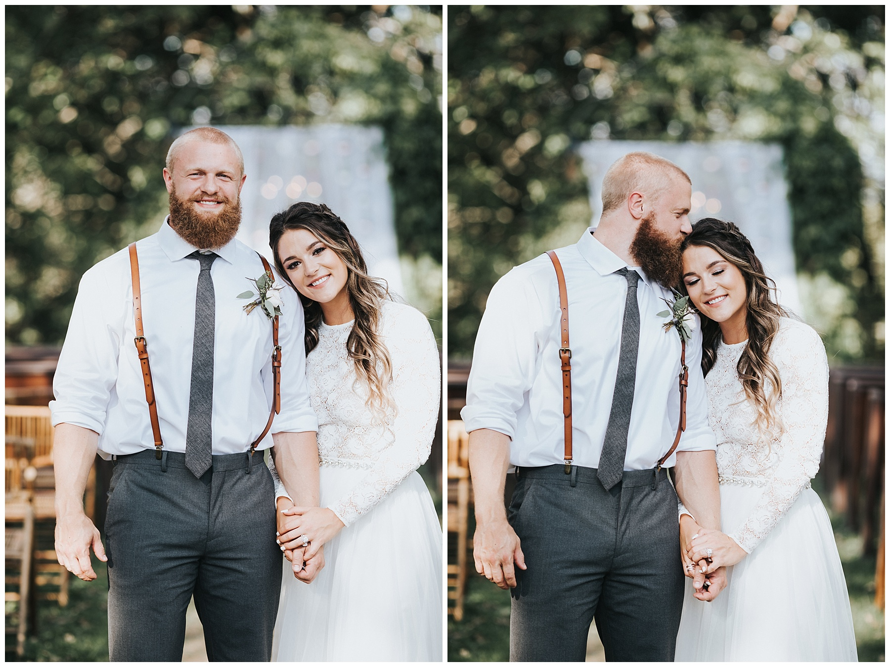 Clear Lake Iowa Wedding Photographer