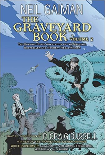 The Graveyard Book Graphic Novel: Vol. 2