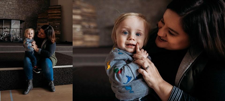 Chelsea Kyaw Photo - Motherhood
