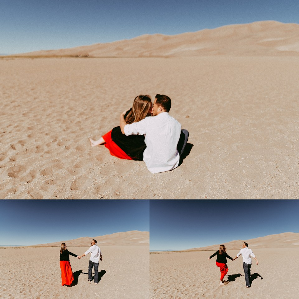Chelsea Kyaw Photo-Colorado Iowa Engagement & Wedding Photographer - Great Sand Dunes002
