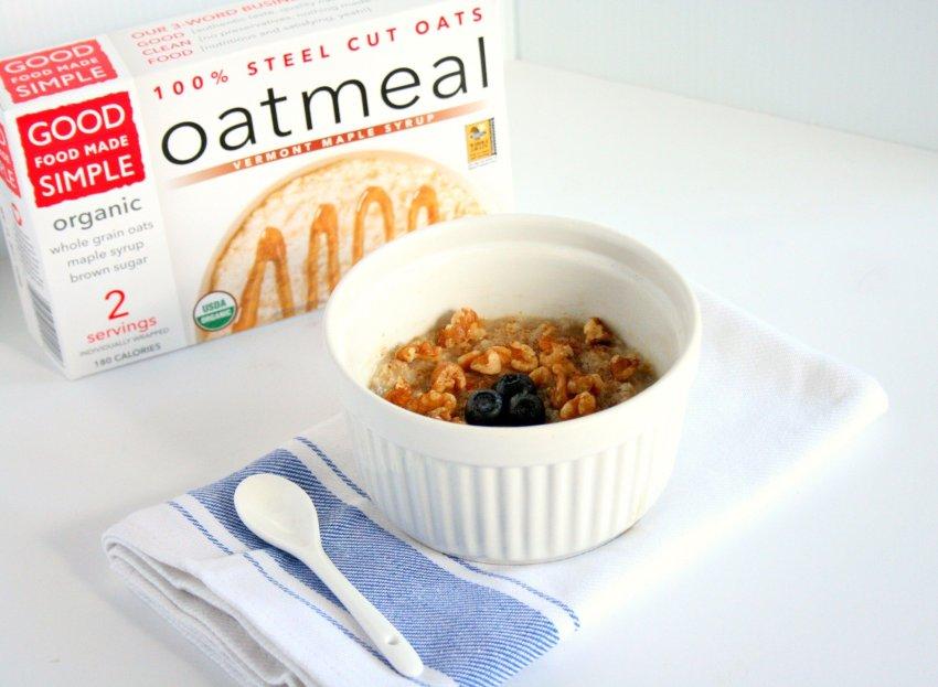 Easy Steel Cut Oatmeal
