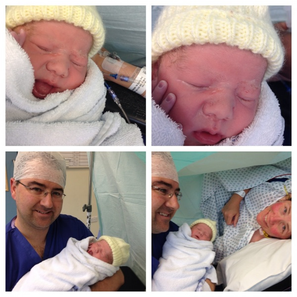 Sebastian Birth