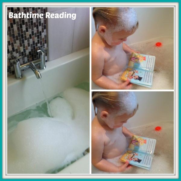 H&A Finding Nemo Bubbly Bath