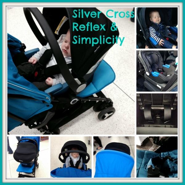 Silver Cross Reflex / Simplicity