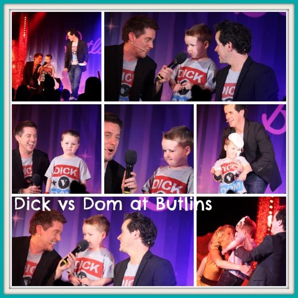 Dick vs Dom Butlins