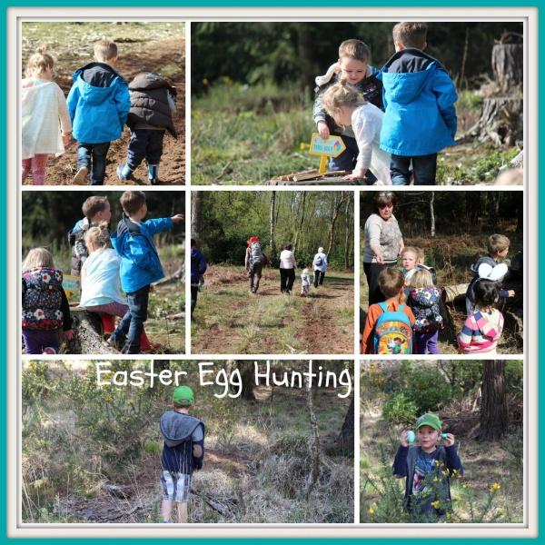 Bushcrafting / Egg Hunt