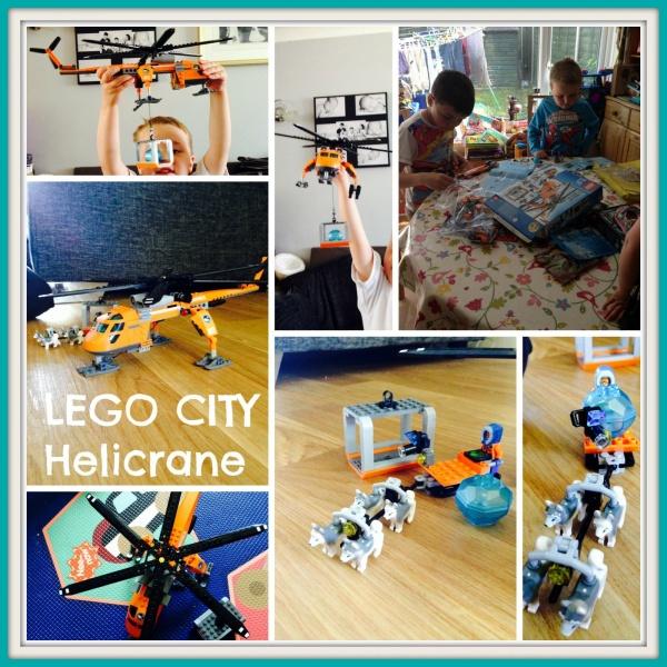 Lego City Helicrane