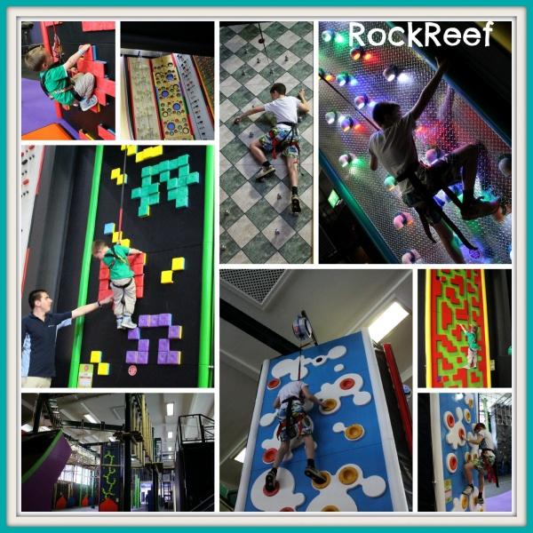 RockReef Climbing walls