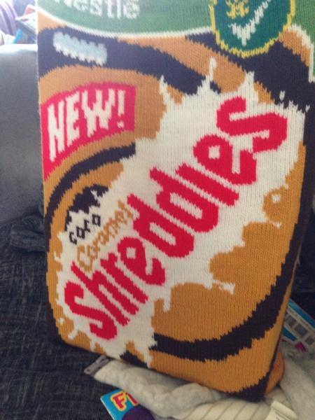 Coco Caramel Shreddies