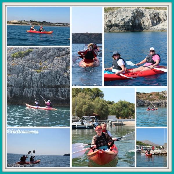 Mark Warner Kayaking