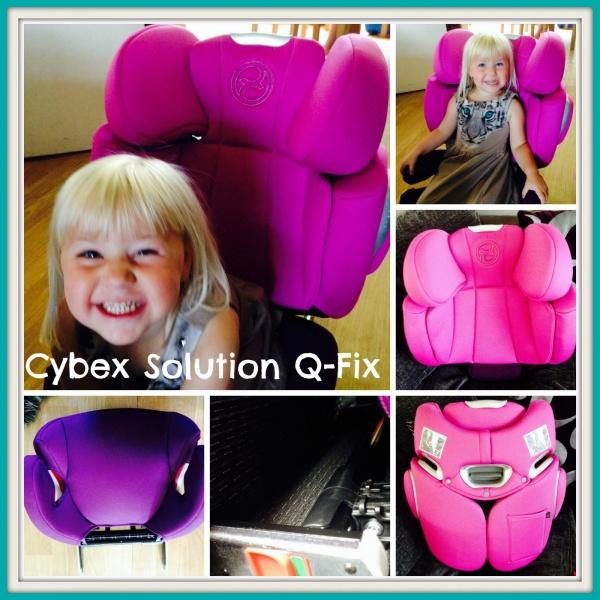 cybex solution q fix car seat review. Black Bedroom Furniture Sets. Home Design Ideas